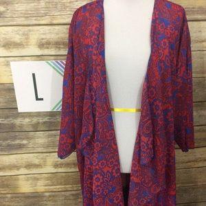 NWT LuLaRoe Shirley Kimono